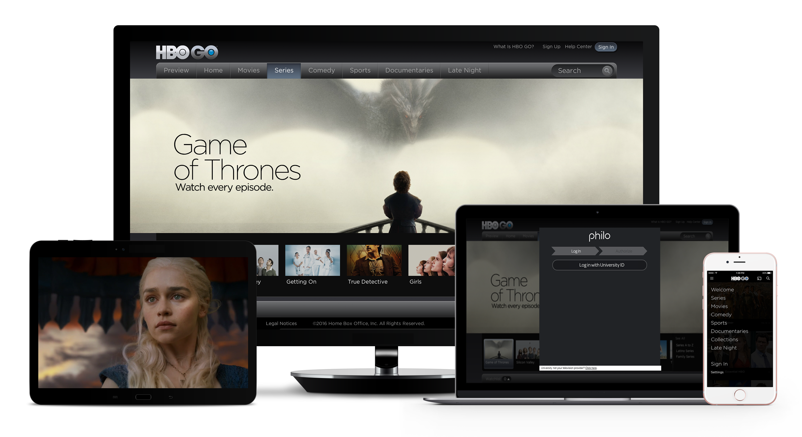 How to activate HBO GO on your smart TV with your provider ...